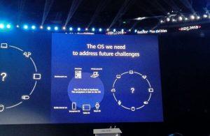 Harmony OS ile devlere kafa tutuyor