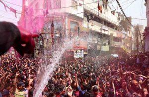 Holi Festivali eğlencesinde 41 ölüm