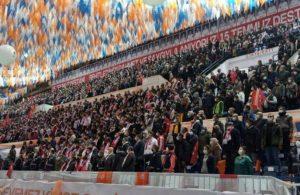 Vali, AKP kongresinin faturasını açıkladı