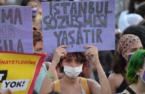 """Beleştepe de """"İstanbul Sözleşmesi yaşatır"""" dedi"""