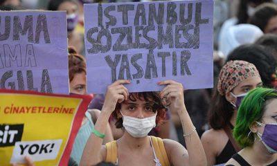 Erdoğan İstanbul Sözleşmesi baskılarına direnemedi: Biz daha iyisini yaparız!