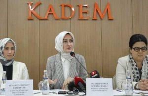 Kızından Erdoğan'a 'İstanbul Sözleşmesi' tepkisi