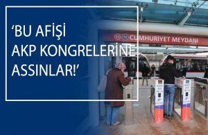 AKP'li belediye toplu taşımada konuşmayı yasakladı