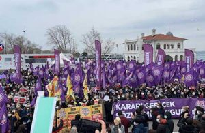 Kadınlardan eylem çağrısı: İstanbul Sözleşmesi'ne el uzatanlara karşı yürüyoruz