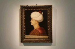Kanuni'nin portresi İngiltere'de: Açık artırmayla satılacak