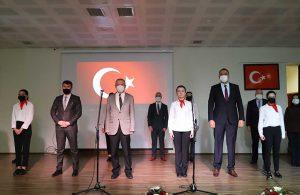 İstiklal Marşı'nın kabulünün 100. yıl dönümü Kartal'da kutlandı