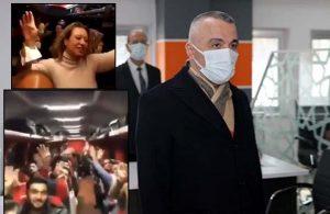 Bu görüntüler için de ceza kesilecek mi? Kırklareli Valisi: Sosyal medyada maskesiz görüntü verenlere işlem yapılacak