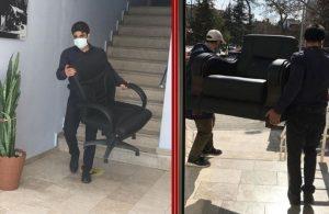 AKP'lilerin kavgası CHP'li başkana patladı