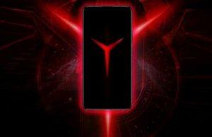 Lenovo Legion 2 Pro oyuncu telefonu için geri sayım tüm hızıyla sürüyor
