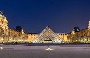 Louvre Müzesi çevrim içi gezilebilecek