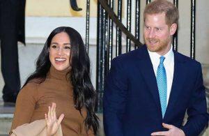 Meghan Markle: Bebeğime 'ten renginin koyu olacağı' endişesi ile 'prens' unvanı verilmedi