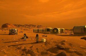NASA Mars projesi için yeni deneyler yapacak