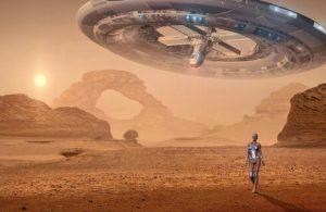 Mars 'ın altında su olduğu ortaya çıktı