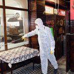 Mudanya Belediyesi'nden virüsle topyekün mücadele