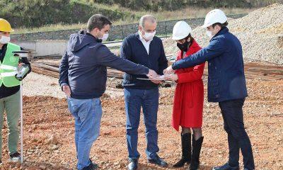 Mudanya'nın gurur projesi Yıldıztepe hızla yükseliyor