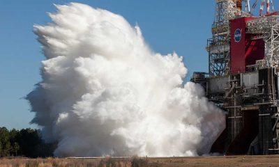 NASA SLS roketini test etti: Bu bir dönüm noktası