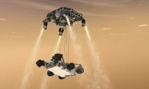 Mars keşif aracı