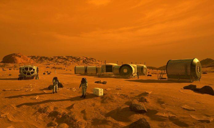 Mars keşif aracı radyasyona ve sıcaklığa karşı çok korunaklı