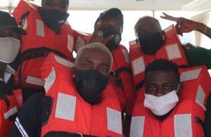 Onyekuru ve Etobo'da kadroda! Nijerya Milli Takımı'nın tehlikeli yolculuğu