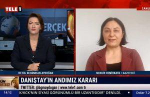 Nergis Demirkaya yanıtladı: Meclise polis girebilir mi?