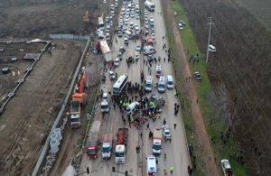 Bursa'daki kazada TIR şoförü tutuklandı