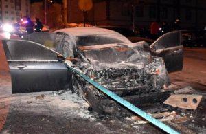 Kayseri'de otomobil ile midibüs çarpıştı: 1 ölü, 4 yaralı