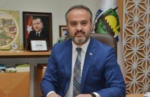 AKP'li Bursa Belediye Başkanı Aktaş'a 'karne' hazırladı