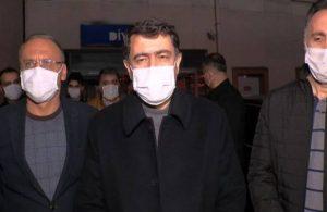 Ankara Valisi hastaneye kaldırıldı