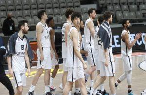 Beşiktaş Erkek Basketbol Takımı'nda 8 kişi pozitif