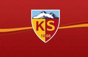 Kayserispor'un yeni teknik direktör belli oldu