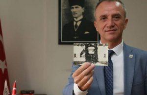 Atatürk'ün hiç yayınlanmayan bir fotoğrafı ortaya çıktı