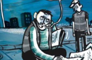 Uykusuz İstanbul Sözleşmesi'ni kapağına taşıdı