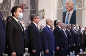 Erbakan anması MHP'yi kızdırdı