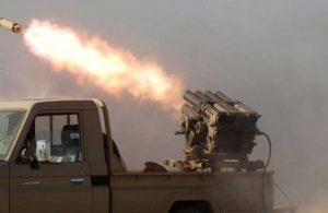 Irak'ın en büyük hava üssüne saldırı