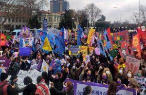 Kadınlar Kadıköy'de: Özgür bir gelecek, özgür kadınlarla gelecek