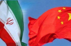 İran ve Çin'den anlaşma