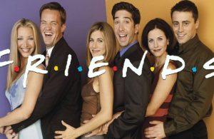 Friends için tarih verildi