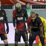Galatasaray'ın serisi bozuldu, Albayrak isyan etti