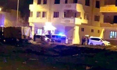 Suriye'den atılan roketler Kilis'e düşmesine ilişkin MSB'den açıklama