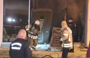 Maltepe'deki yangında bir vatandaş hayatını kaybetti