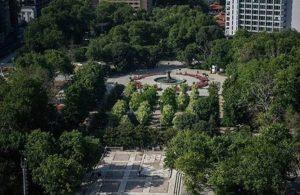 Gezi Parkı, Sultan Beyazıt Hanı Veli Hazretleri Vakfı'na devredildi