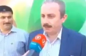 TBMM Başkanı Şentop: Erdoğan, Montrö Boğazlar Sözleşmesi'nden de çekilebilir