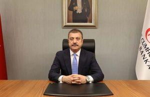 Merkez Bankası Başkanı Kavcıoğlu'ndan 'faiz' açıklaması