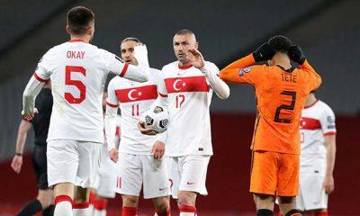 Hollanda Milli Takımı Teknik Direktörü Boer: Türkiye'yi tebrik ediyorum