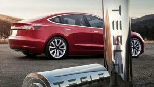 Tesla pil değişimi