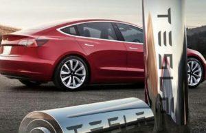 Tesla pil değişimi yapmayacak