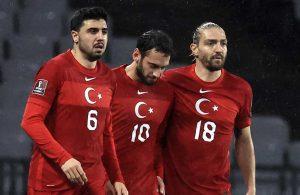 Türkiye, Letonya ile berabere kaldı