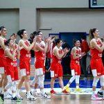 Potanın Perileri'nin EuroBasket 2021'deki rakipleri belli oldu