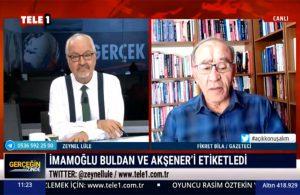 Fikret Bila: AKP döneminde sığınma evleri azaldı
