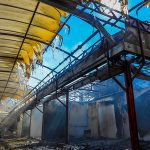 Antalya Festival Çarşısı'nda büyük yangın